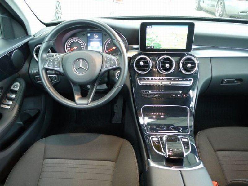 Mercedes Classe C 220 220 CDI AMG Argent occasion à Beaupuy