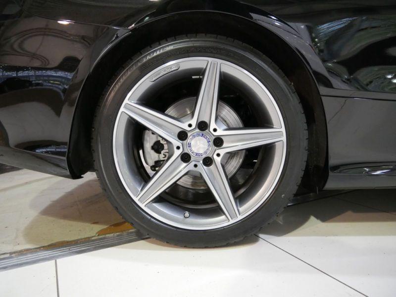 Mercedes Classe C 220 220 CDI Coupé Noir occasion à Beaupuy - photo n°8