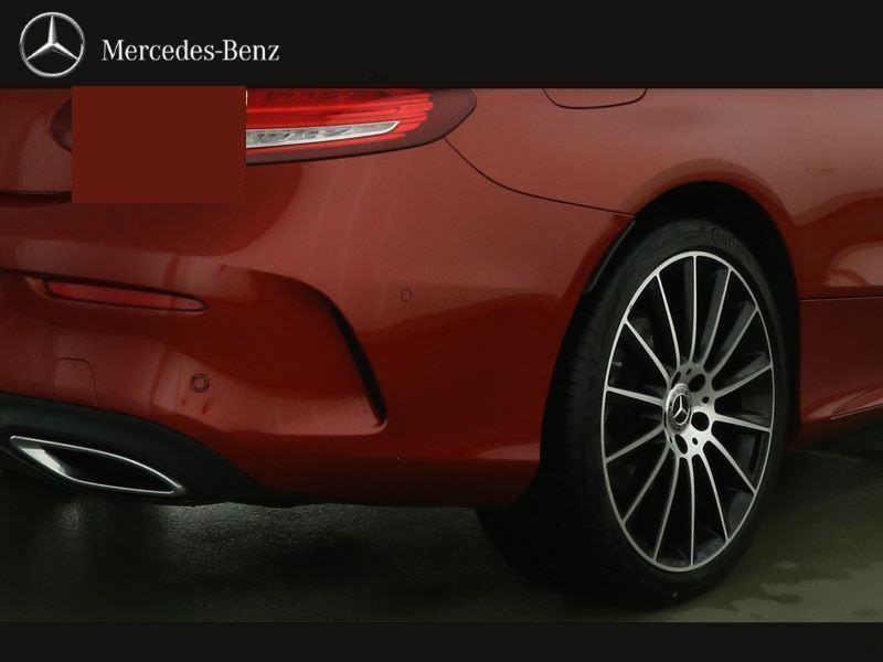 Mercedes Classe C 220 220 CDI Coupé Rouge occasion à Beaupuy - photo n°6