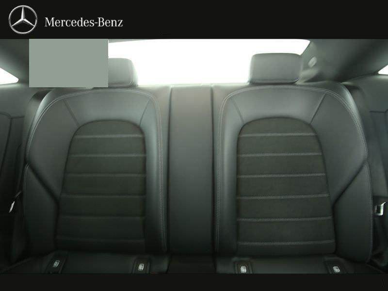Mercedes Classe C 220 220 CDI Coupé Rouge occasion à Beaupuy - photo n°5
