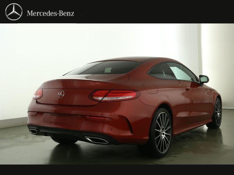 Mercedes Classe C 220 220 CDI Coupé Rouge occasion à Beaupuy - photo n°3