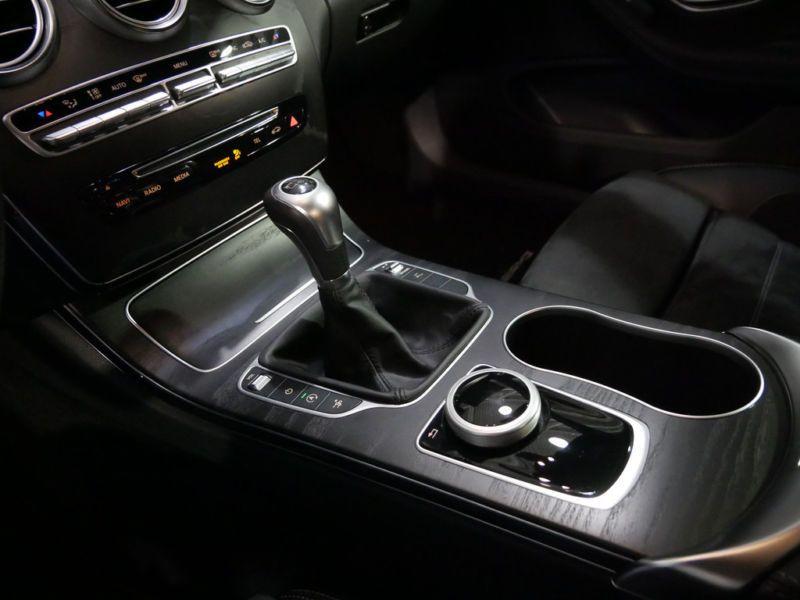 Mercedes Classe C 220 220 CDI Coupé Noir occasion à Beaupuy - photo n°6