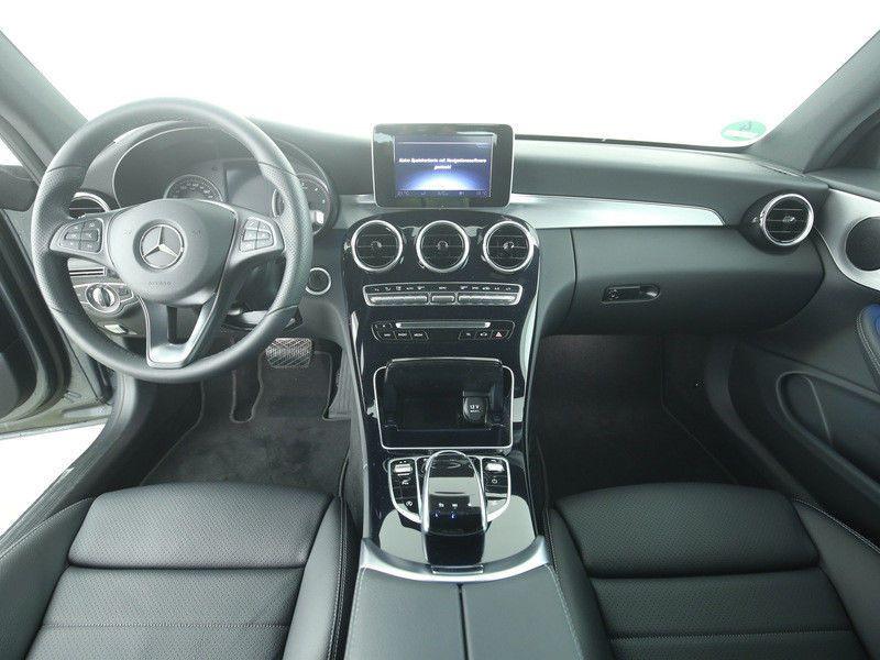 Mercedes Classe C 220 220 CDI Coupé Gris occasion à Beaupuy - photo n°2