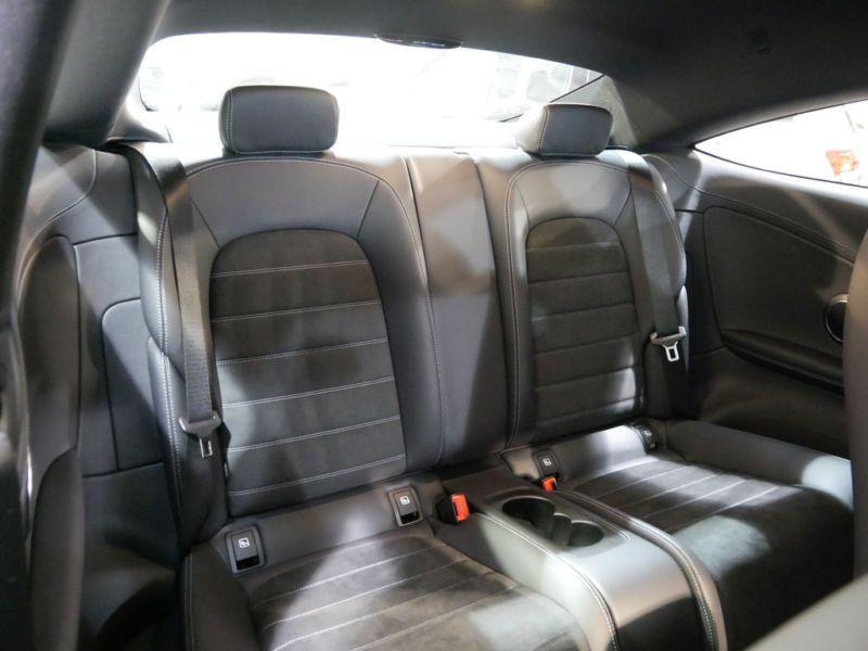 Mercedes Classe C 220 220 CDI Coupé Noir occasion à Beaupuy - photo n°5