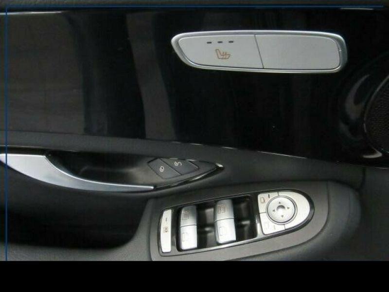 Mercedes Classe C 220 220 CDI Noir occasion à Beaupuy - photo n°6
