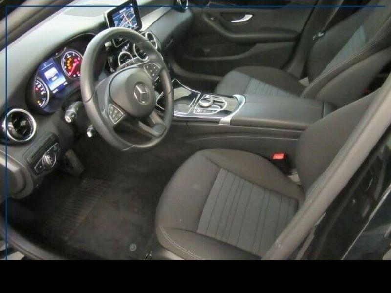 Mercedes Classe C 220 220 CDI Noir occasion à Beaupuy - photo n°4