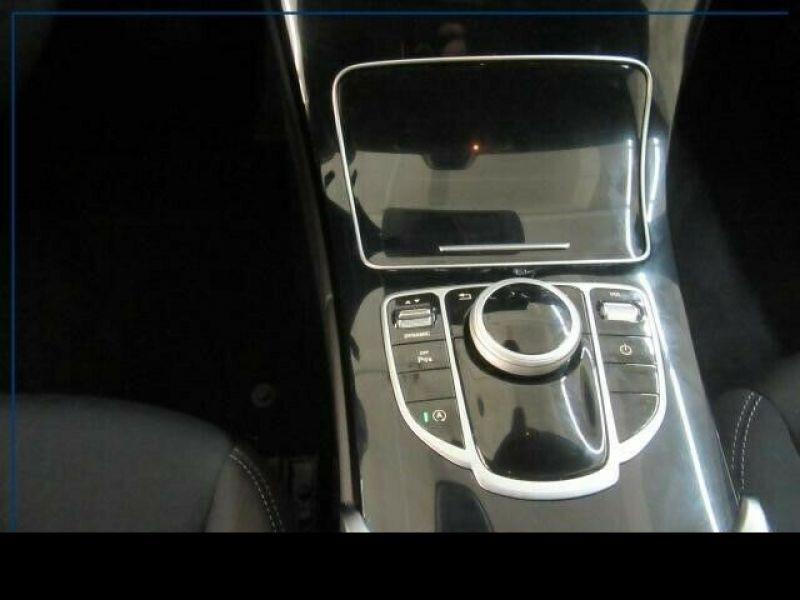 Mercedes Classe C 220 220 CDI Noir occasion à Beaupuy - photo n°7