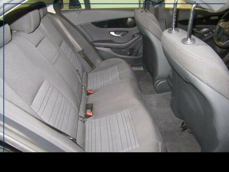 Mercedes Classe C 220 220 CDI Noir occasion à Beaupuy - photo n°5