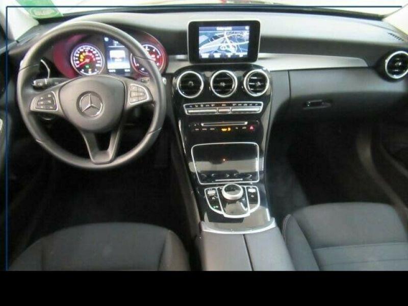 Mercedes Classe C 220 220 CDI Noir occasion à Beaupuy - photo n°2