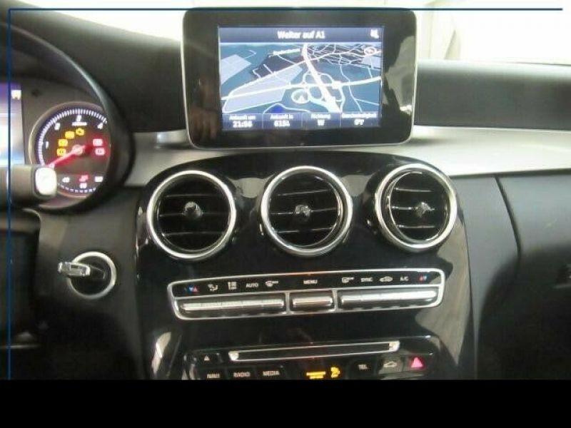 Mercedes Classe C 220 220 CDI Noir occasion à Beaupuy - photo n°8