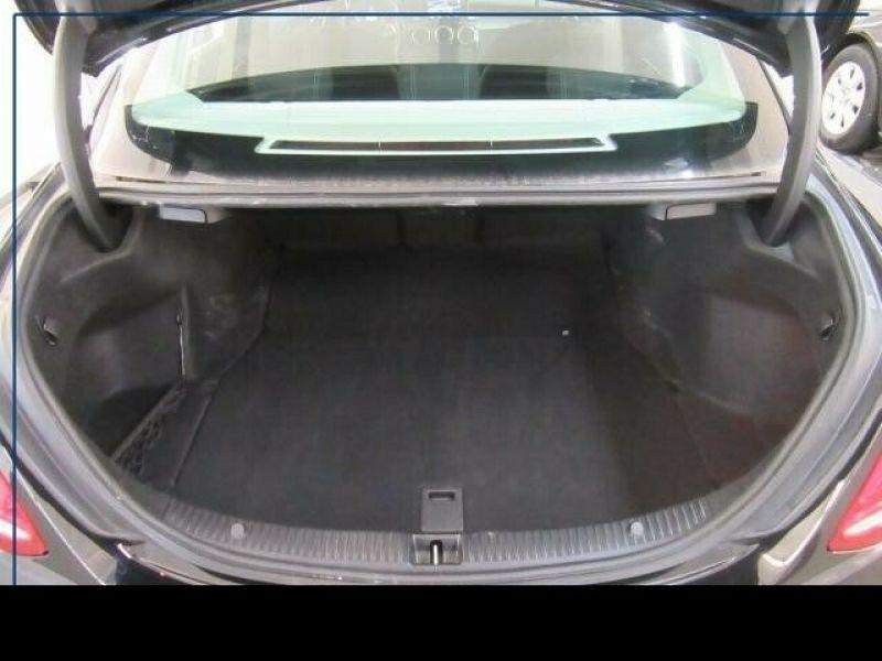 Mercedes Classe C 220 220 CDI Noir occasion à Beaupuy - photo n°9
