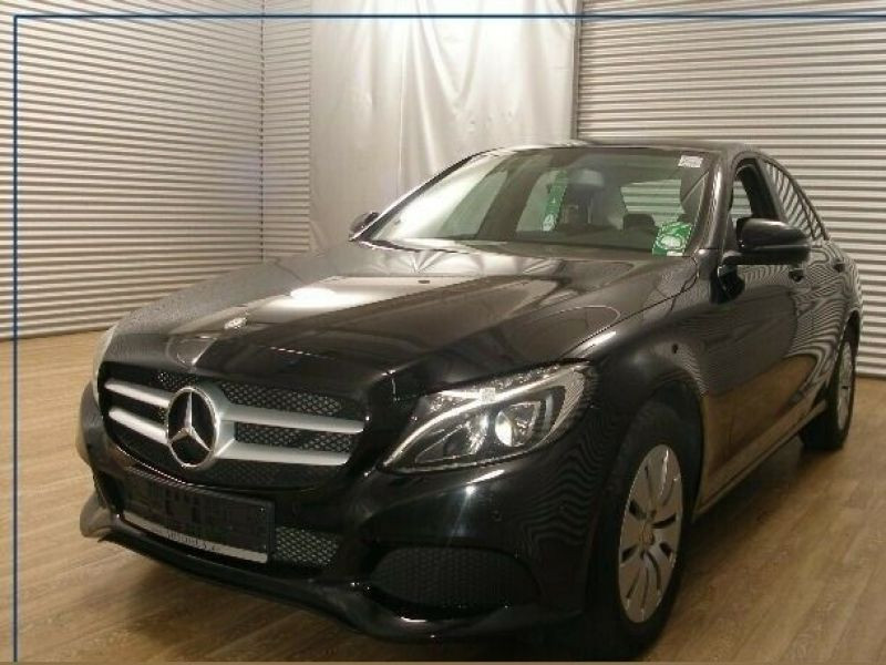 Mercedes Classe C 220 220 CDI Noir occasion à Beaupuy