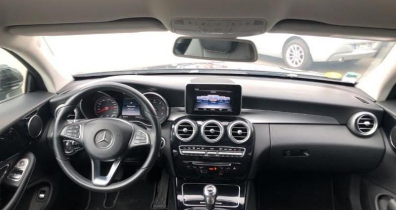 Mercedes Classe C 220 220 d 170ch Executive Noir occasion à La Rochelle - photo n°6
