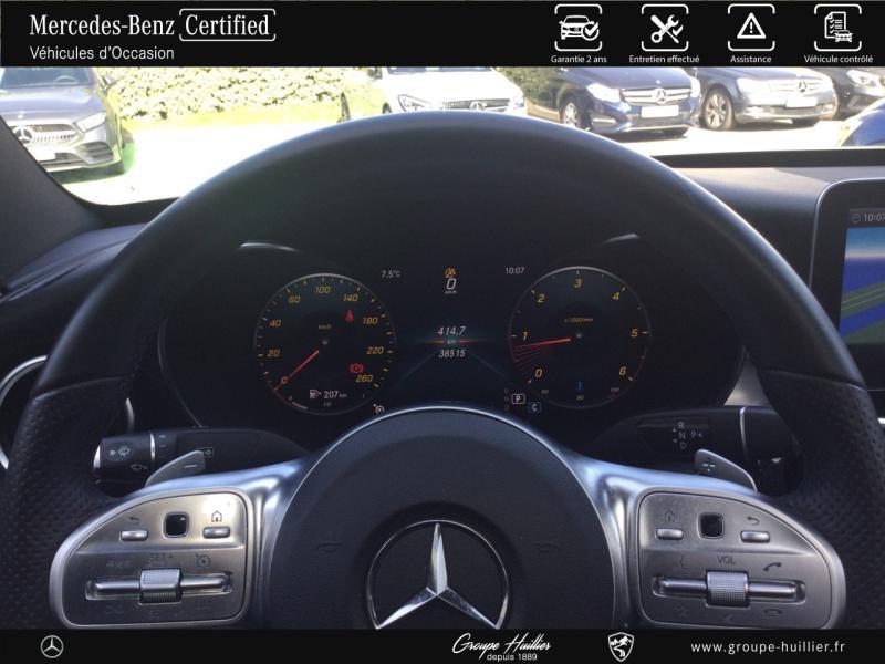Mercedes Classe C 220 220 d 194ch AMG Line 4Matic 9G-Tronic Gris occasion à Gières - photo n°9
