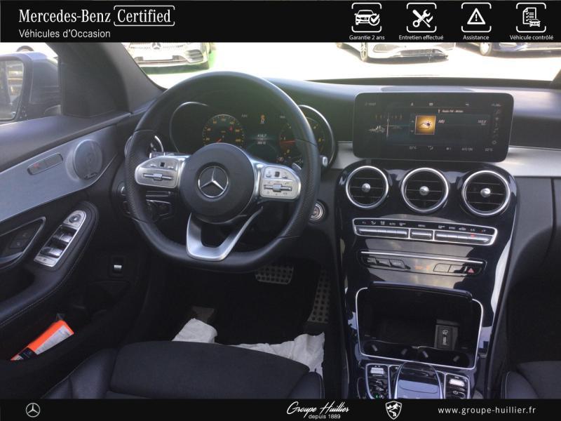 Mercedes Classe C 220 220 d 194ch AMG Line 4Matic 9G-Tronic Gris occasion à Gières - photo n°6