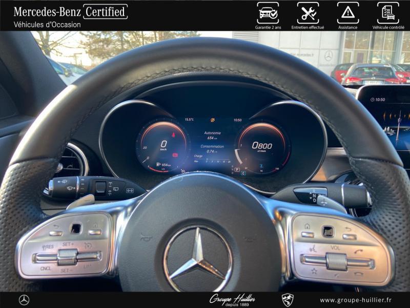 Mercedes Classe C 220 220 d 194ch AMG Line 9G-Tronic Argent occasion à Gières - photo n°9