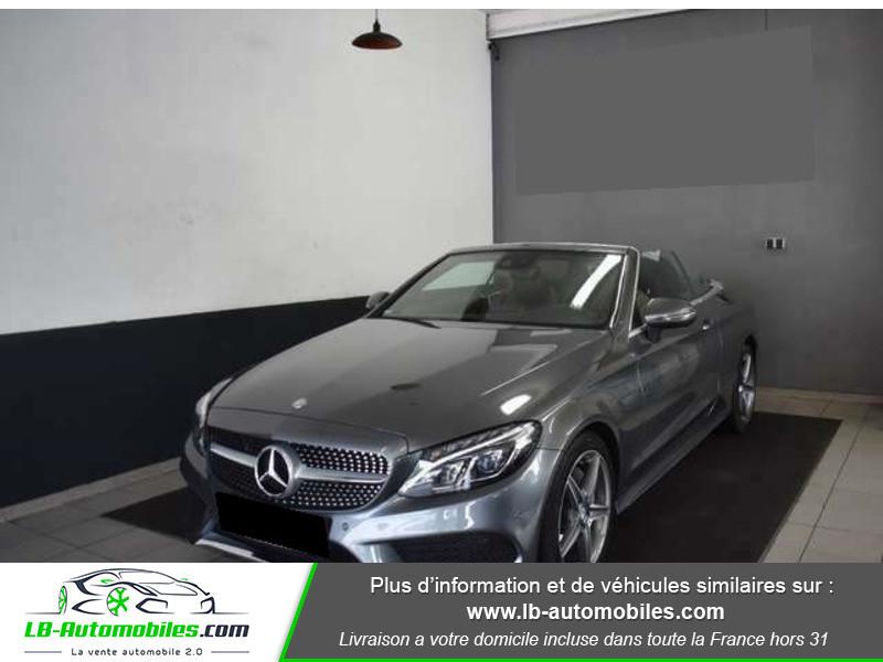 Mercedes Classe C 220 220 D AMG LINE 9G-TRONIC Gris occasion à Beaupuy