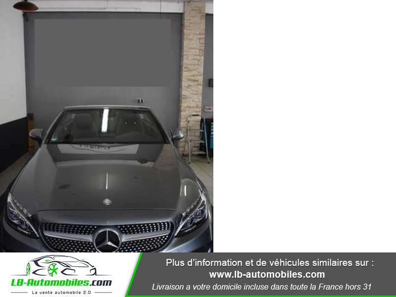 Mercedes Classe C 220 220 D AMG LINE 9G-TRONIC Gris occasion à Beaupuy - photo n°4