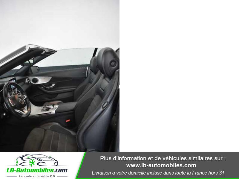 Mercedes Classe C 220 220 D AMG LINE 9G-TRONIC Gris occasion à Beaupuy - photo n°7