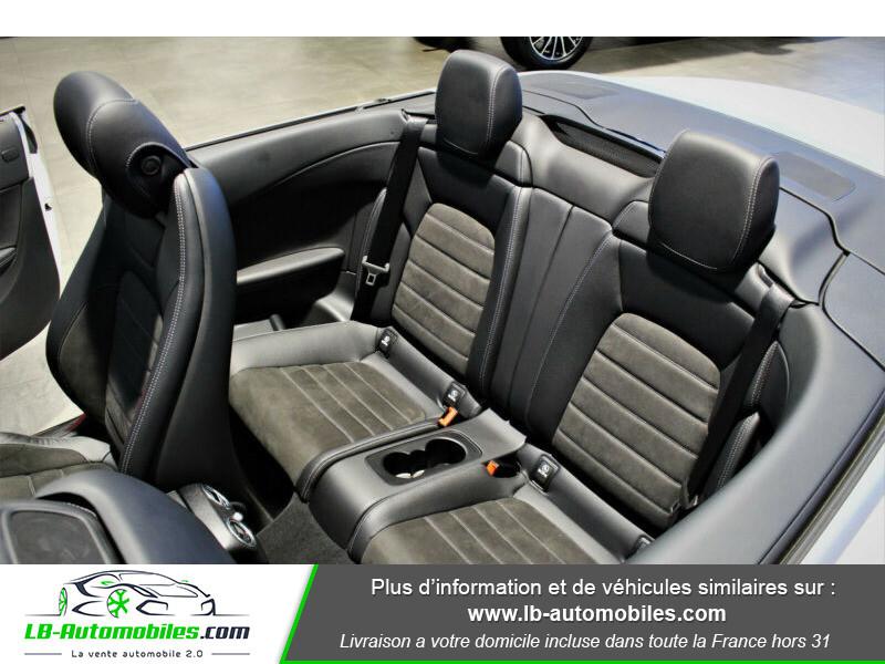 Mercedes Classe C 220 220 D AMG LINE 9G-TRONIC Blanc occasion à Beaupuy - photo n°8