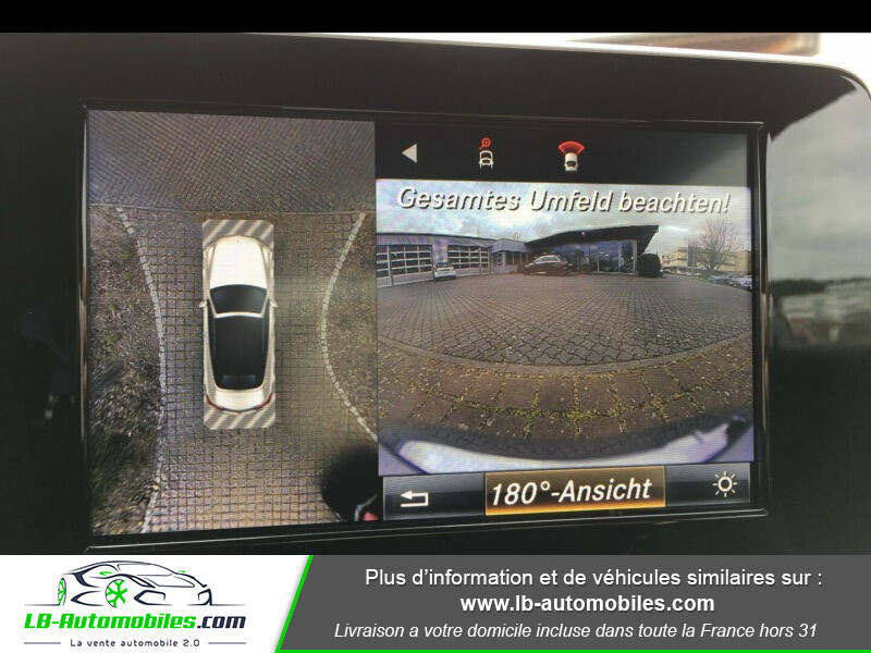 Mercedes Classe C 220 220 D AMG LINE 9G-TRONIC Blanc occasion à Beaupuy - photo n°5