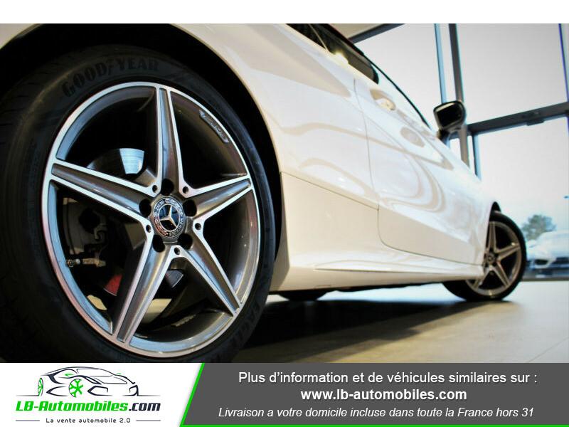 Mercedes Classe C 220 220 D AMG LINE 9G-TRONIC Blanc occasion à Beaupuy - photo n°9