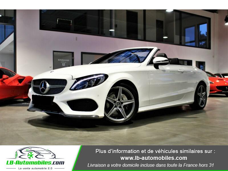 Mercedes Classe C 220 220 D AMG LINE 9G-TRONIC Blanc occasion à Beaupuy