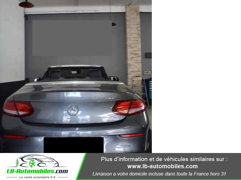 Mercedes Classe C 220 220 D AMG LINE 9G-TRONIC Gris occasion à Beaupuy - photo n°6
