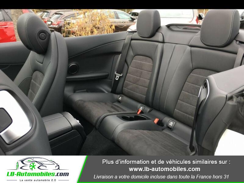 Mercedes Classe C 220 220 D AMG LINE 9G-TRONIC Blanc occasion à Beaupuy - photo n°6