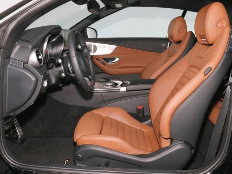 Mercedes Classe C 220 220 D Cabriolet Noir occasion à Beaupuy - photo n°5