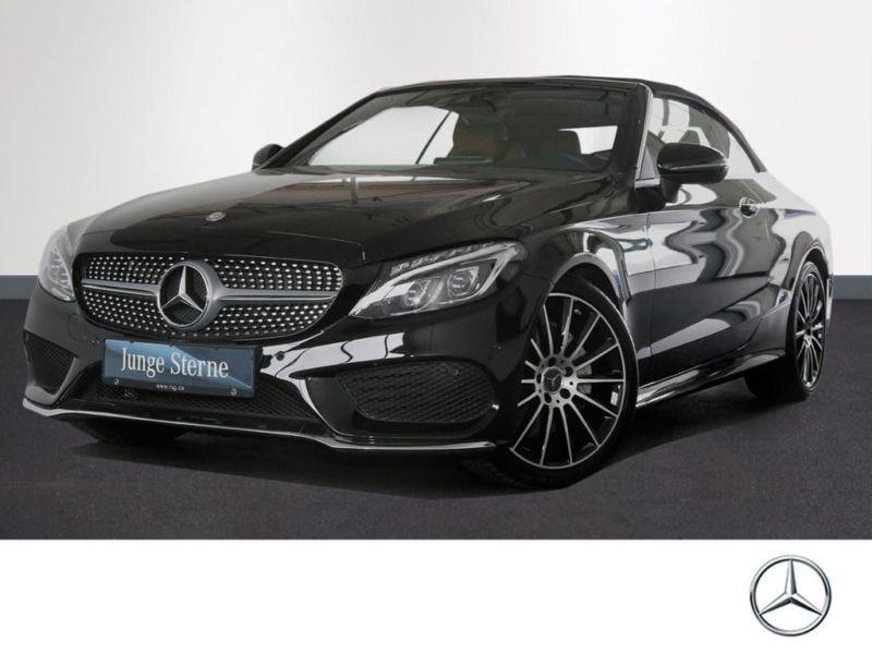 Mercedes Classe C 220 220 D Cabriolet Noir occasion à Beaupuy