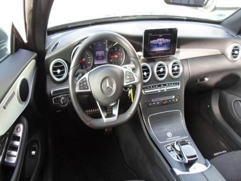 Mercedes Classe C 220 220 D Cabriolet Gris occasion à Beaupuy - photo n°2