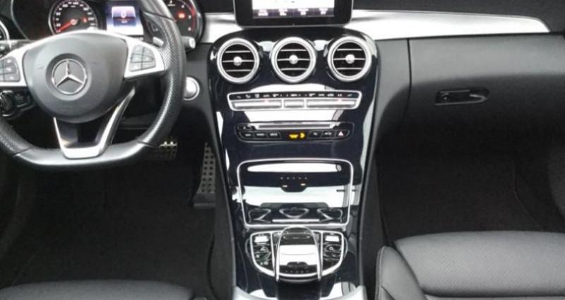 Mercedes Classe C 220 220 d Sportline 7G-Tronic Plus Blanc occasion à Cambrai - photo n°4