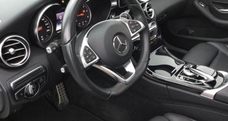 Mercedes Classe C 220 220 d Sportline 7G-Tronic Plus Blanc occasion à Cambrai - photo n°5