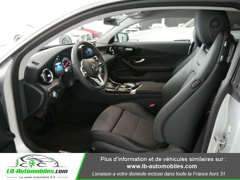 Mercedes Classe C 220 220d Argent occasion à Beaupuy - photo n°3
