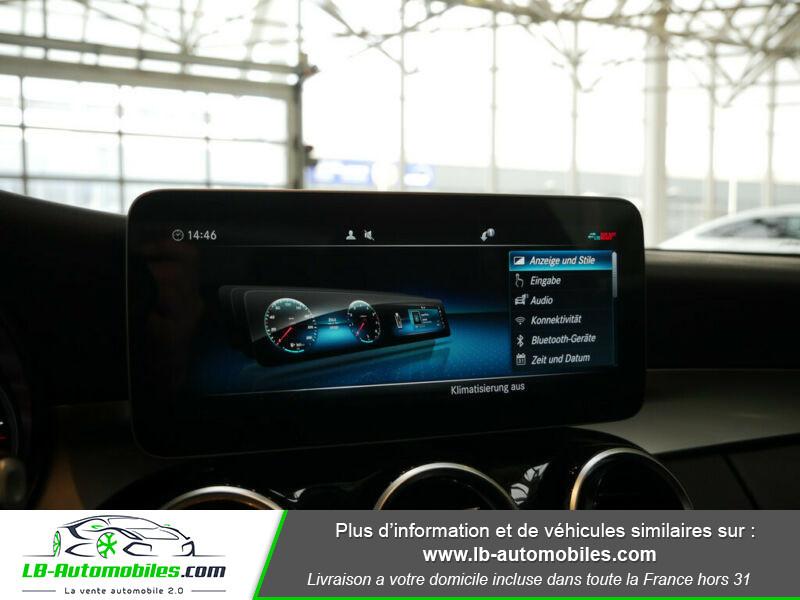 Mercedes Classe C 220 220d Argent occasion à Beaupuy - photo n°6
