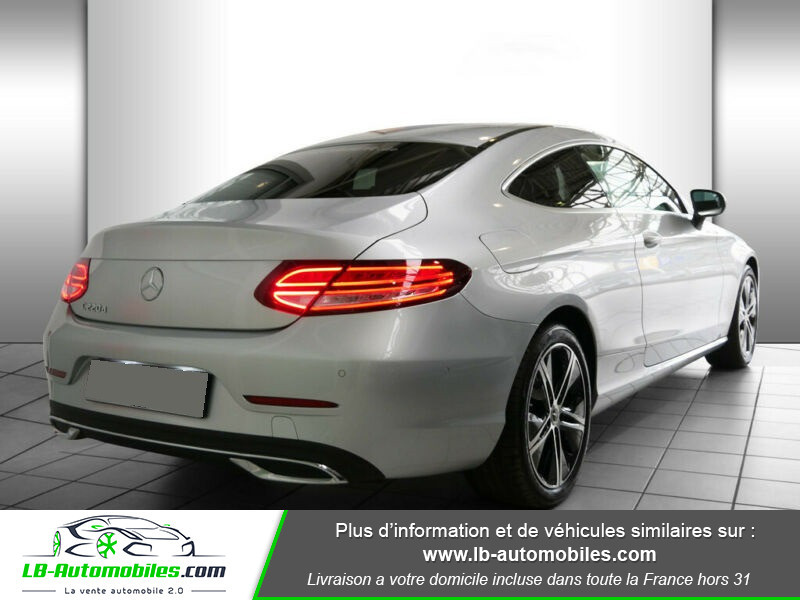 Mercedes Classe C 220 220d Argent occasion à Beaupuy - photo n°2