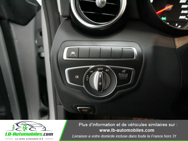 Mercedes Classe C 220 220d Argent occasion à Beaupuy - photo n°11