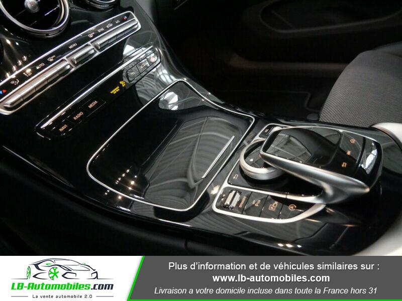 Mercedes Classe C 220 220d Argent occasion à Beaupuy - photo n°8