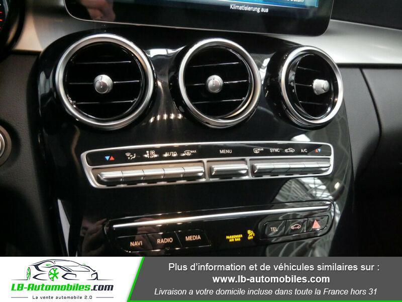 Mercedes Classe C 220 220d Argent occasion à Beaupuy - photo n°7