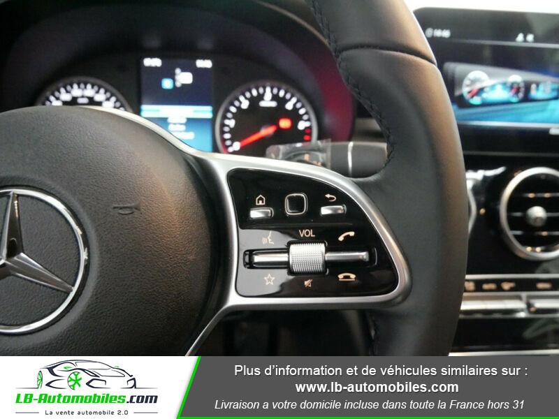 Mercedes Classe C 220 220d Argent occasion à Beaupuy - photo n°9