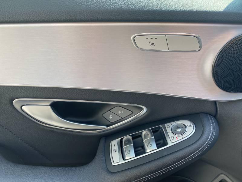 Mercedes Classe C 220 Break 220 d 9G-Tronic 4Matic AMG Line Bleu occasion à Brive-la-Gaillarde - photo n°14