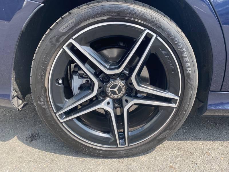 Mercedes Classe C 220 Break 220 d 9G-Tronic 4Matic AMG Line Bleu occasion à Brive-la-Gaillarde - photo n°8