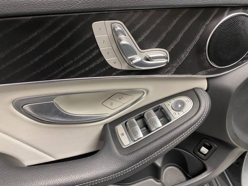 Mercedes Classe C 220 Break 220 d 9G-Tronic Fascination Gris occasion à Lormont - photo n°13