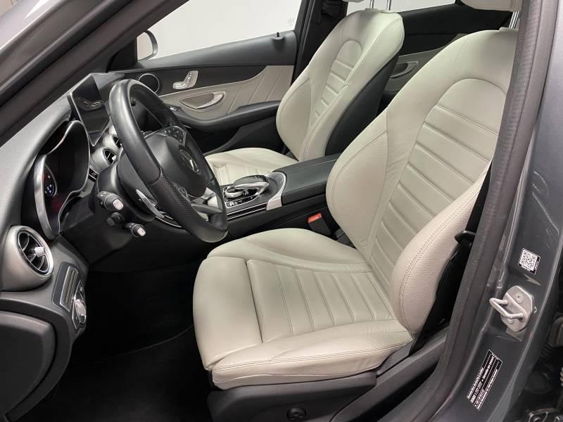 Mercedes Classe C 220 Break 220 d 9G-Tronic Fascination Gris occasion à Lormont - photo n°10