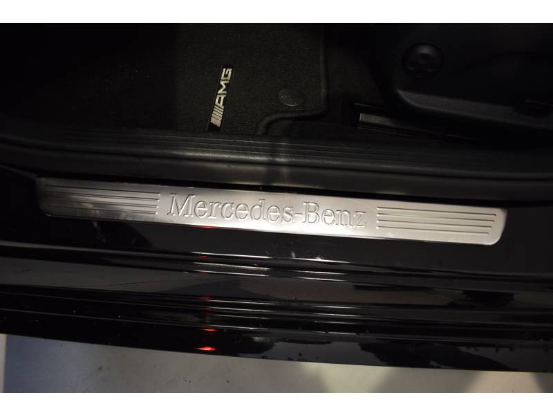 Mercedes Classe C 220 Break 220 d 9G-Tronic Sportline Noir occasion à Limoges - photo n°7