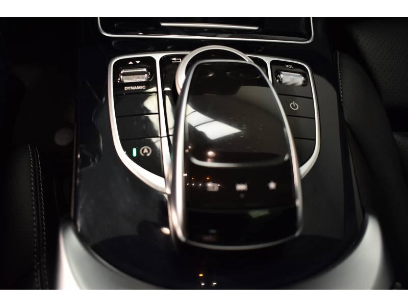 Mercedes Classe C 220 Break 220 d 9G-Tronic Sportline Noir occasion à Limoges - photo n°12