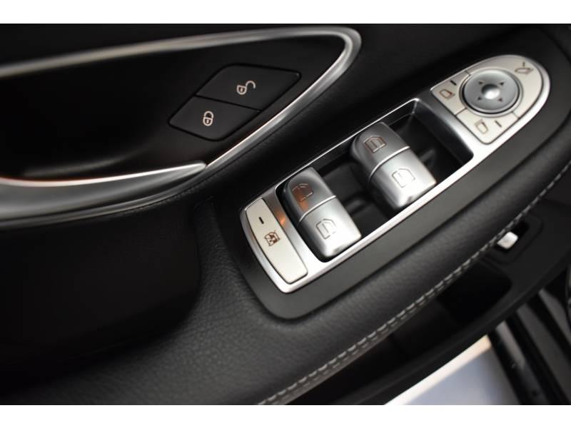 Mercedes Classe C 220 Break 220 d 9G-Tronic Sportline Noir occasion à Limoges - photo n°11
