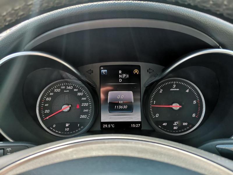 Mercedes Classe C 220 classe c break 220 bluetec fascination 7g-tronic a Gris occasion à Saint-Malo - photo n°6