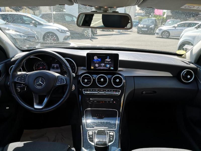 Mercedes Classe C 220 classe c break 220 bluetec fascination 7g-tronic a Gris occasion à Saint-Malo - photo n°5